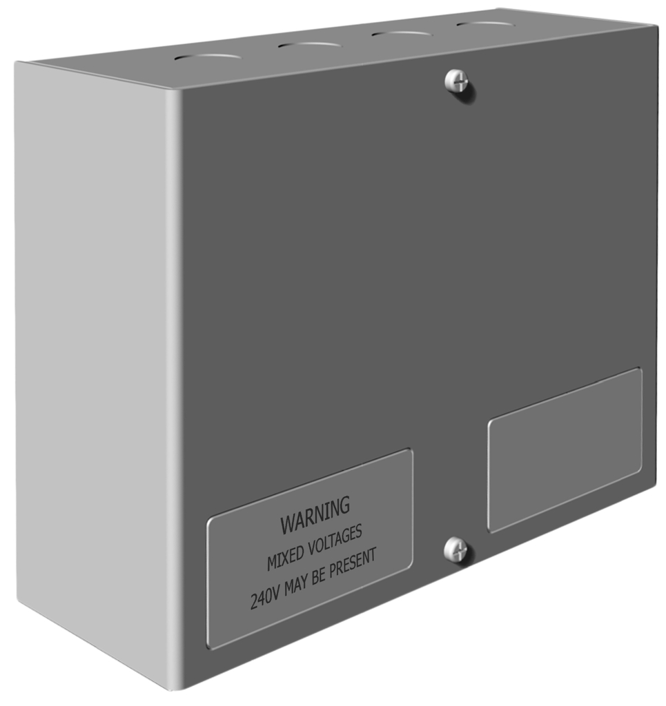 Hsm 4 Way Relay Unit Electrical Life The Enables Third Party Systems Eg Hvac Security Access Control Etc Connected To Fire Alarm Panel Be Isolated So That Repairs
