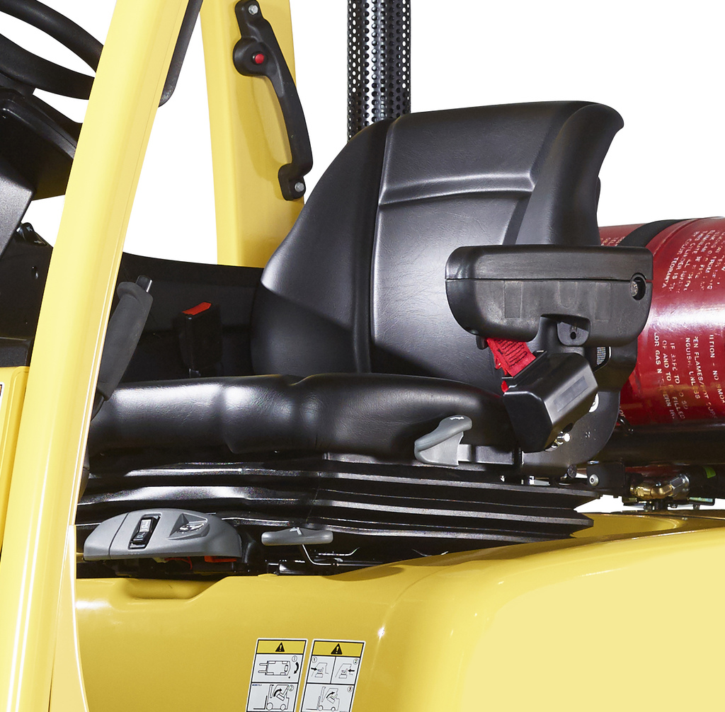 HSM - 10 Features of the 2019 Hyster Fortens Forklift