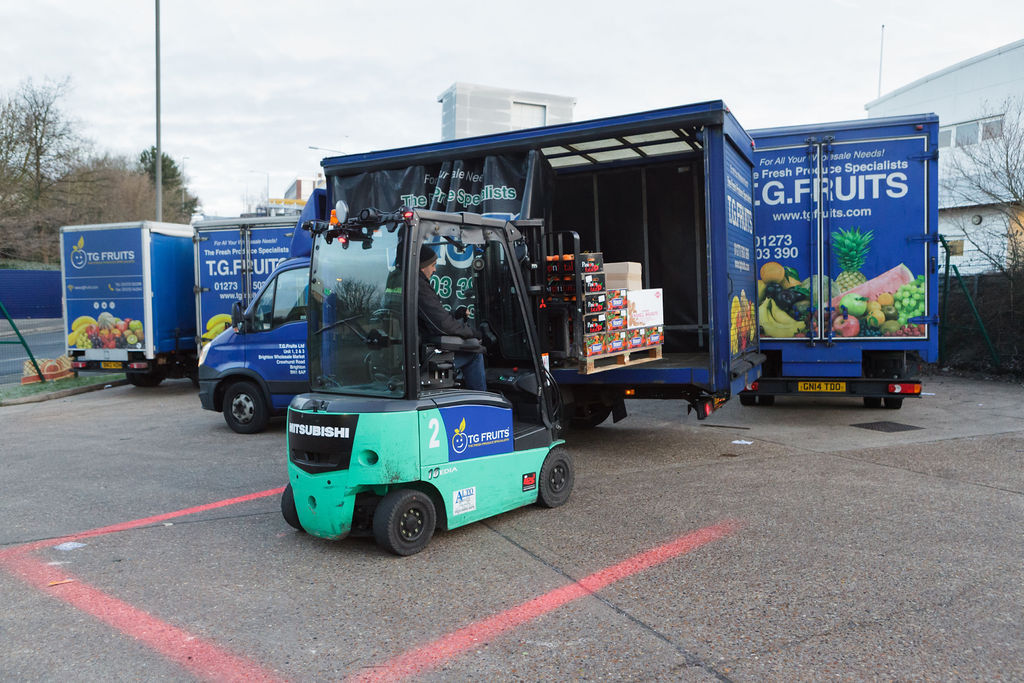 HSM - Wholesaler switches to electric trucks
