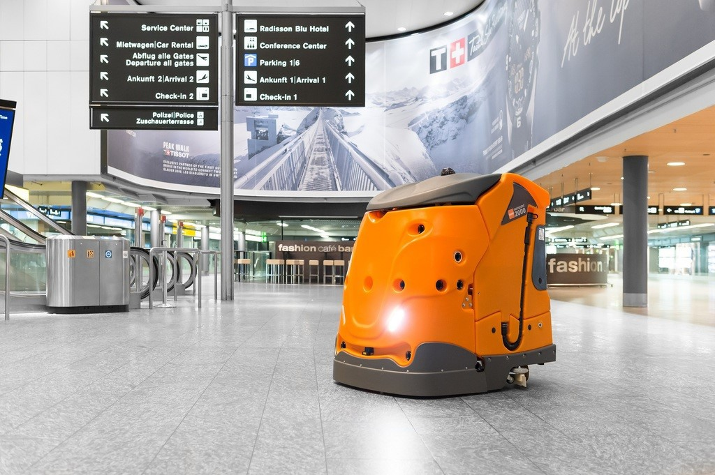 HSS - The present & future of robotic cleaning