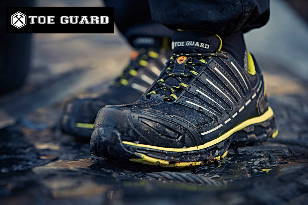 HSM - Safety footwear for all environments